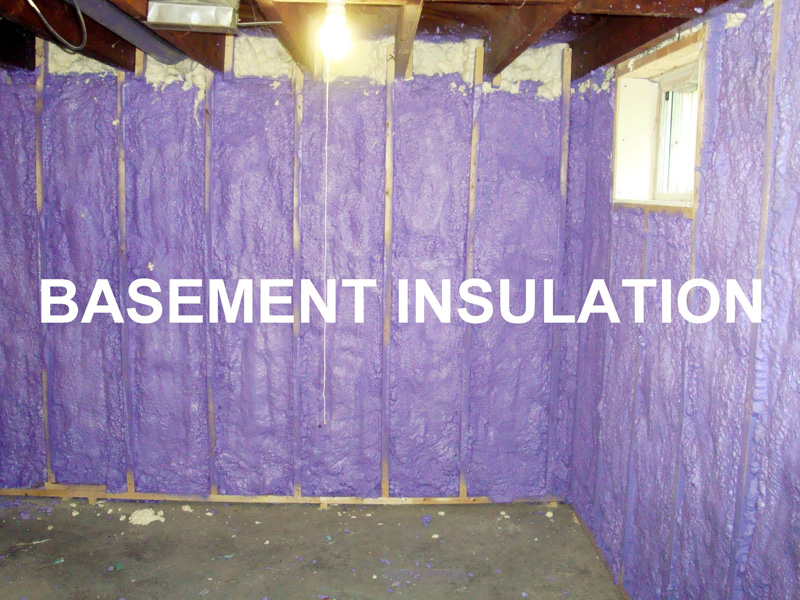 Basement Insulation   Thumbnail